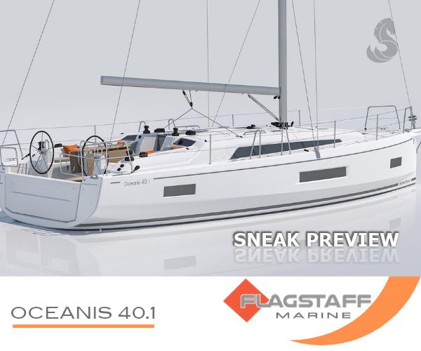 Flagstaff 2020 - Oceanis 40.1 - MPU