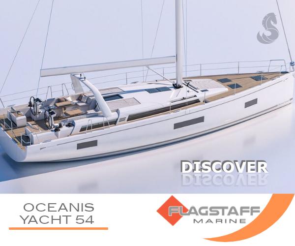 Flagstaff 2020 - Oceanis Yacht 54 - MPU