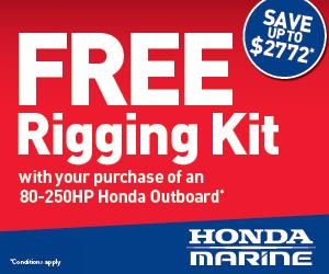 Honda Free Rigging 250x300