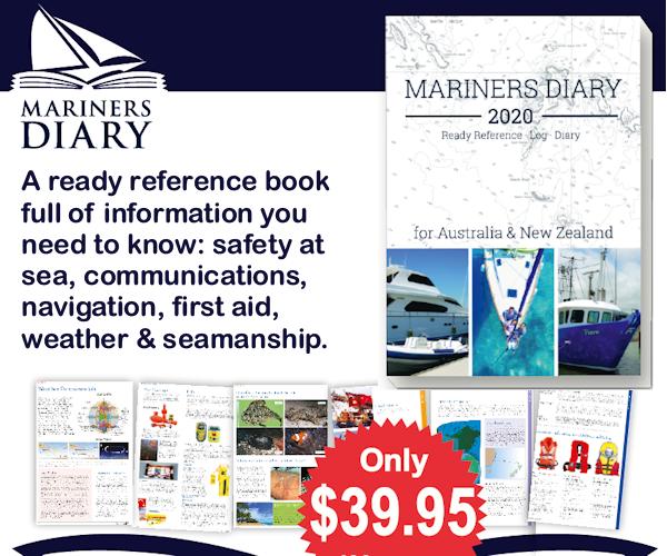 GCM Mariners Diary 2020 - MPU