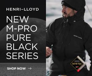 Henry-Lloyd 2021 M-Pro Pure Black - MBU