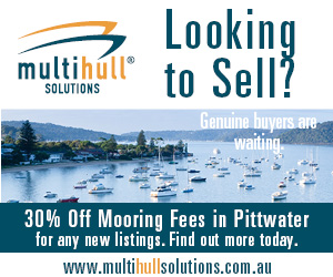 Multihull Solutions 2019 Looking to sell 30PC Pittwater