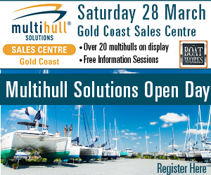 Multihull Solutions 2019 December - Gold Coast Open Day