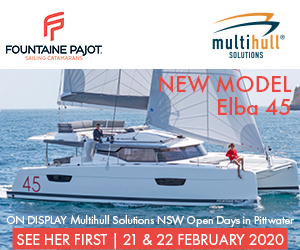 Multihull Solutions 2019 December - NSW Open Days