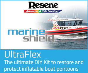 Marine Shield - Rescue boat - 300x250