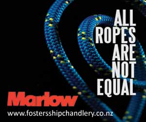 Harken and Fosters -  Marlow 250