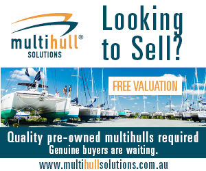 Multihull Solutions 2019 October - Looking to sell