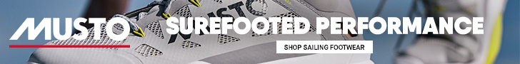 Musto AUS 2017 FOOTER Footwear