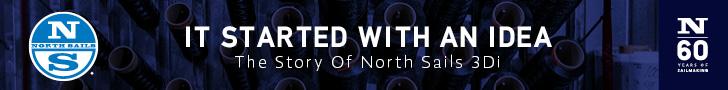 North Sails 3Di 60 - 728x90