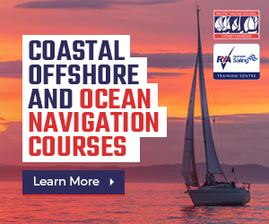Pacific Sailing School 2020 - Coastal Offshore