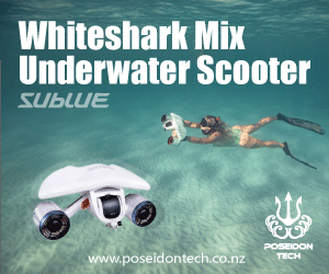 Poseidon Tech Whiteshark 300x250