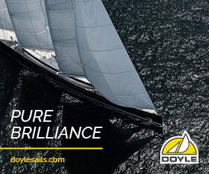 Doyle Sails 2020 - Pure Brilliance 300x250