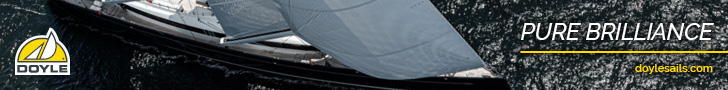 Doyle Sails 2020 - Pure Brilliance 728x90 BOTTOM