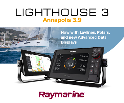 Raymarine AUS Lighthouse 3 Annapolis 3.9 - MPU