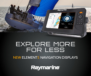 Raymarine AUS Element S MPU