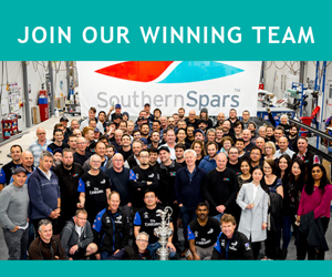 Southern Spars Recruitment 300 x 250
