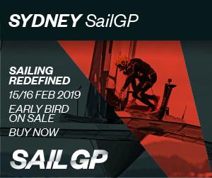 SailGP Sydney 2019 MPU 3 Sailing Redefined