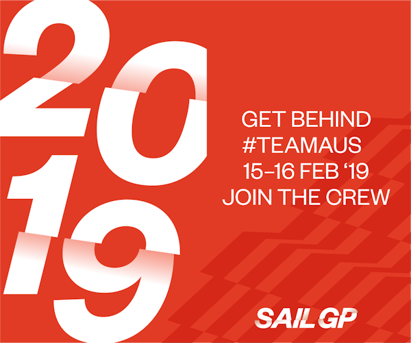 SailGP Sydney 2019 MPU