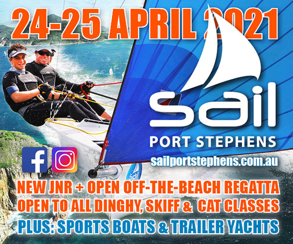 Sail Port Stephens 2021 - MPU