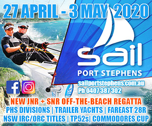 Sail Port Stephens 2020 - MPU v2