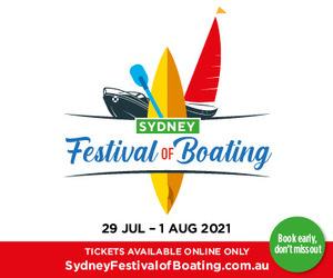 Sydney Festival of Boating 2021 MPU