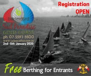 SYC Sail Paradise 2020 - MPU
