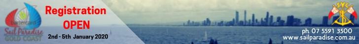 SYC Sail Paradise 2020 - Leaderboard