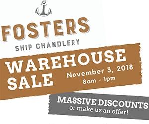 Fosters - WarehouseSaleNov3-300x250