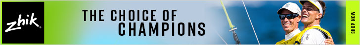 Zhik 2021 Choice of Champions FOOTER