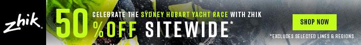 Zhik Sydney Hobart Footer