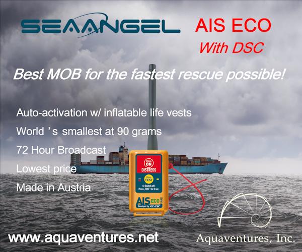 Aquaventures 2021 - Sea Angel MOB - MPU