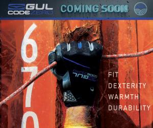 Gul 2018 CodeZero Glove 300x250