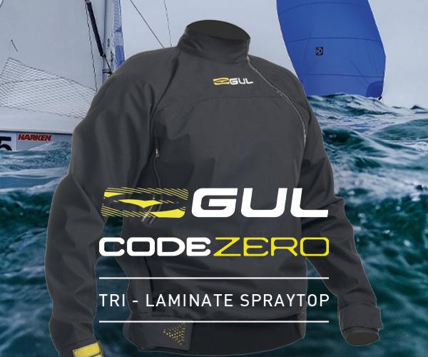 Gul 2020 Tri-Laminate Spraytop MPU