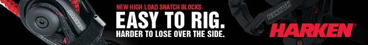 Harken AUS HL Snatch Block FOOTER