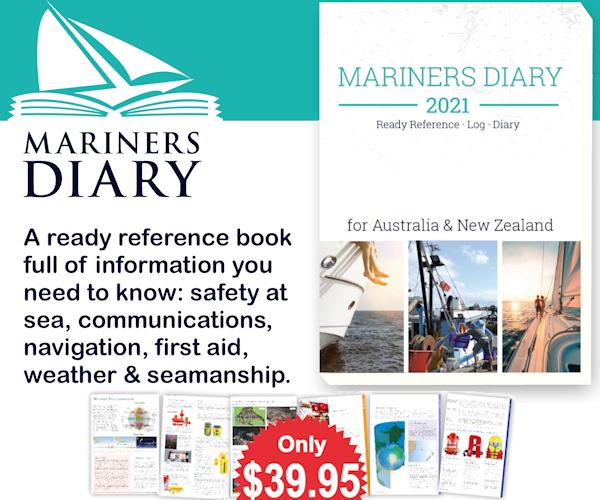 Mariners Diary 2021 - MPU