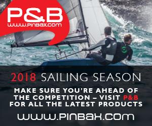 P&B 2018 Sailing Season 300x250