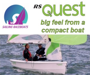 Sailing Raceboats 2016 RS Quest 300x250
