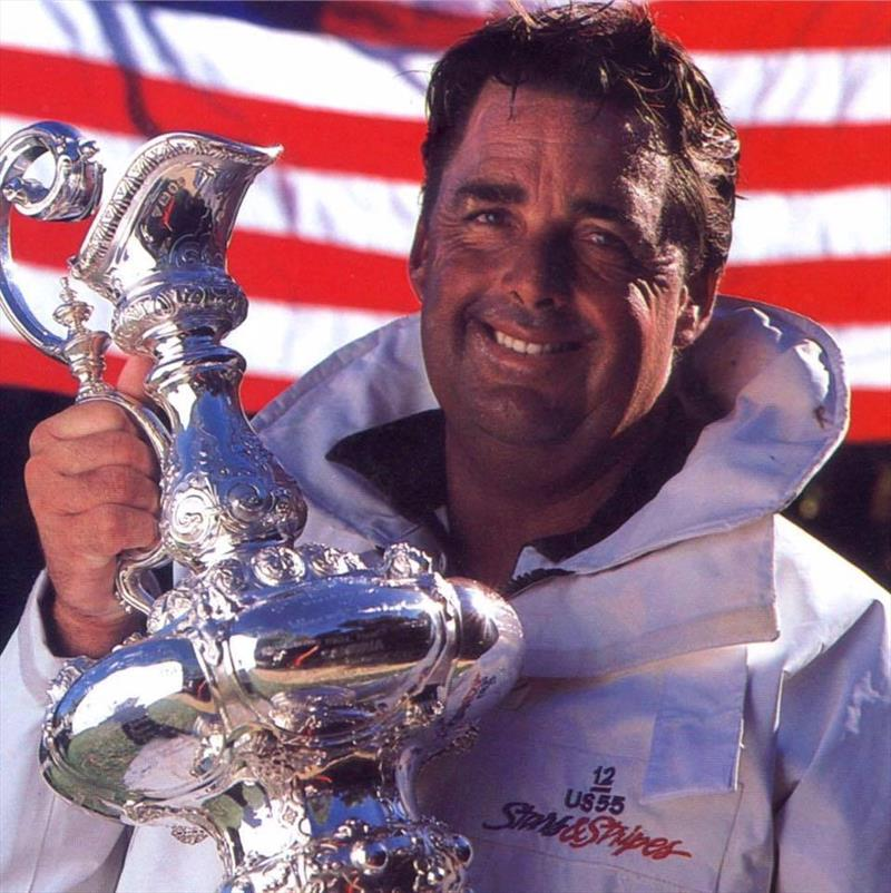 Dennis Conner - four times winner of the America's Cup after perhaps his greatest victory in Fremantle 1987 - photo © Daniel Forster