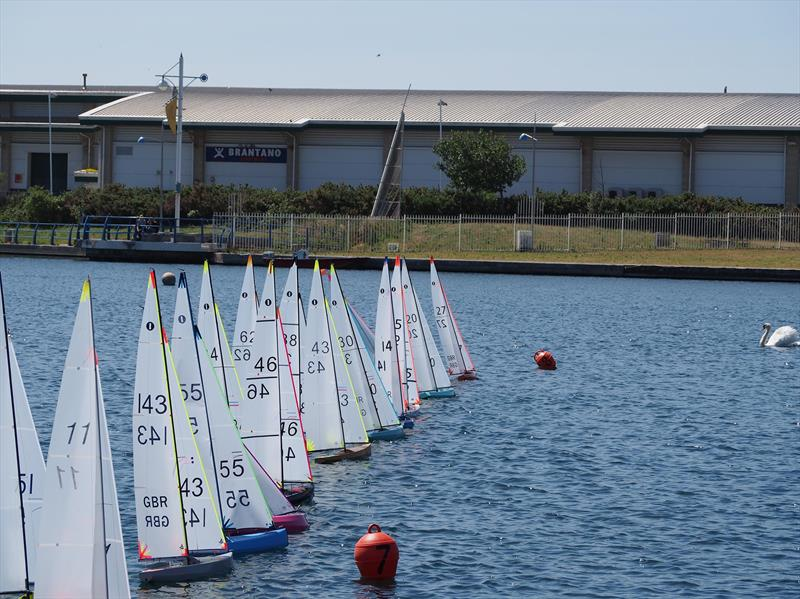 International One Metre UK National at Fleetwood Marine Lake - Preview