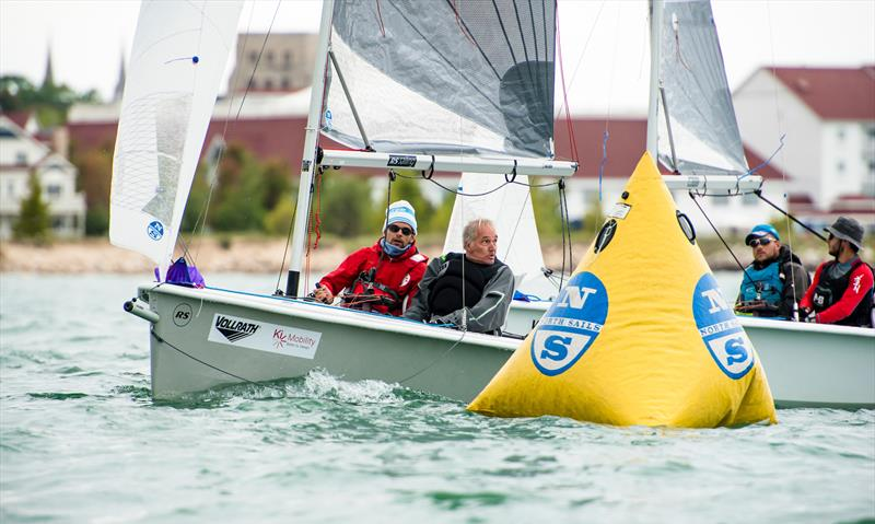 RS Venture - Para Sailing World Championship, Sheboygan, Wisconsin, USA. - photo © Cate Brown/World Sailing
