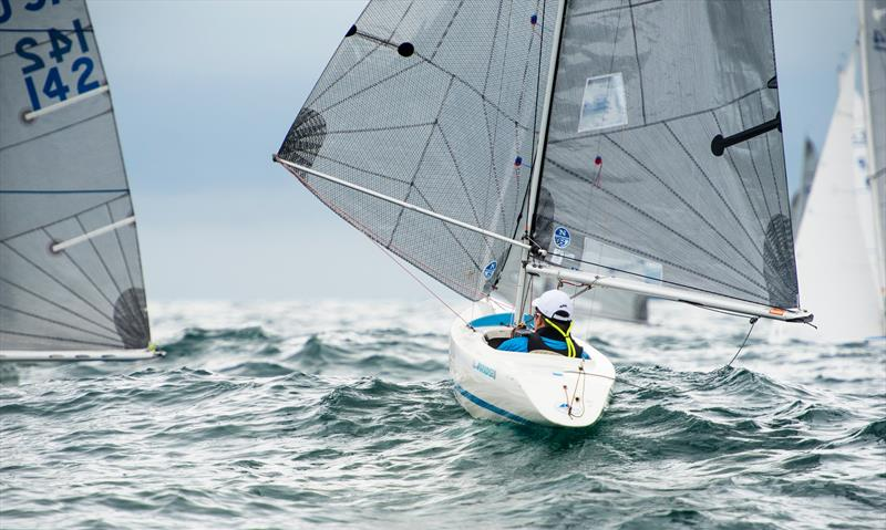2.4OD - Para Sailing World Championship, Sheboygan, Wisconsin, USA. - photo © Cate Brown/World Sailing