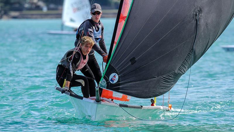 Oceanbridge NZL Sailing Regatta - Wakatere BC April 11, 2021 - photo © Richard Gladwell / Sail-World.com / nz