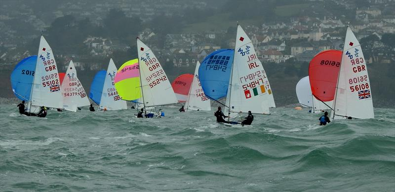420 Spring Championship at Torbay - photo © Mike Cattermole