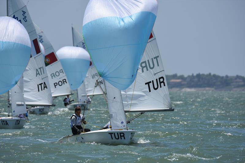 Youth World Sailing Championships, July 2018, Corpus Christi, Texas - photo © James Tomlinson / / World Sailing