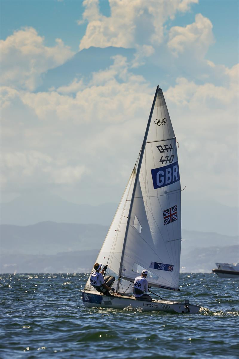 Tokyo 20 Olympic Sailing Competition   Day 20