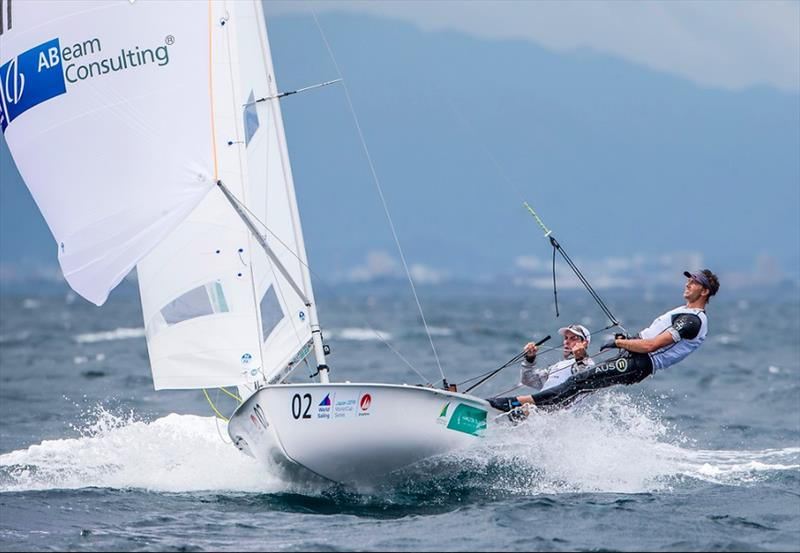 Best Sailing Yachts 2020 World's best sailors prepare for Tokyo 2020 on Australian waters