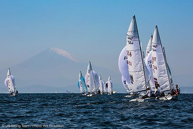 US Sailing Team - Tokyo 2020 Olympic - photo © Will Ricketson