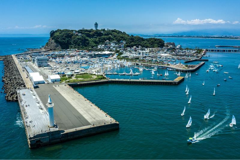 Day 1 - 2019 Yamaha 470 World Championships, Enoshima, Japan - photo © Junichi Hirai / Bulkhead Magazine Japan