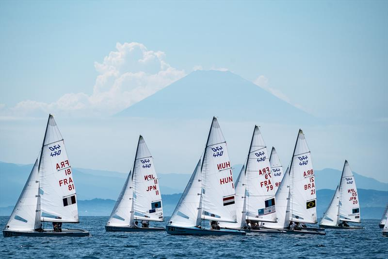 470 Worlds report, Pan Am Games celebrations, SailGP update