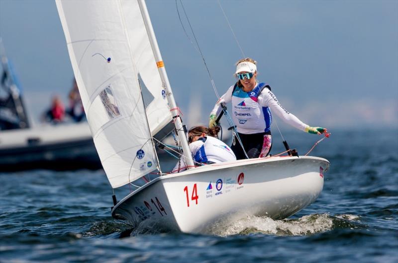 US Sailing Team at Hempel World Cup Series Enoshima - Day 6